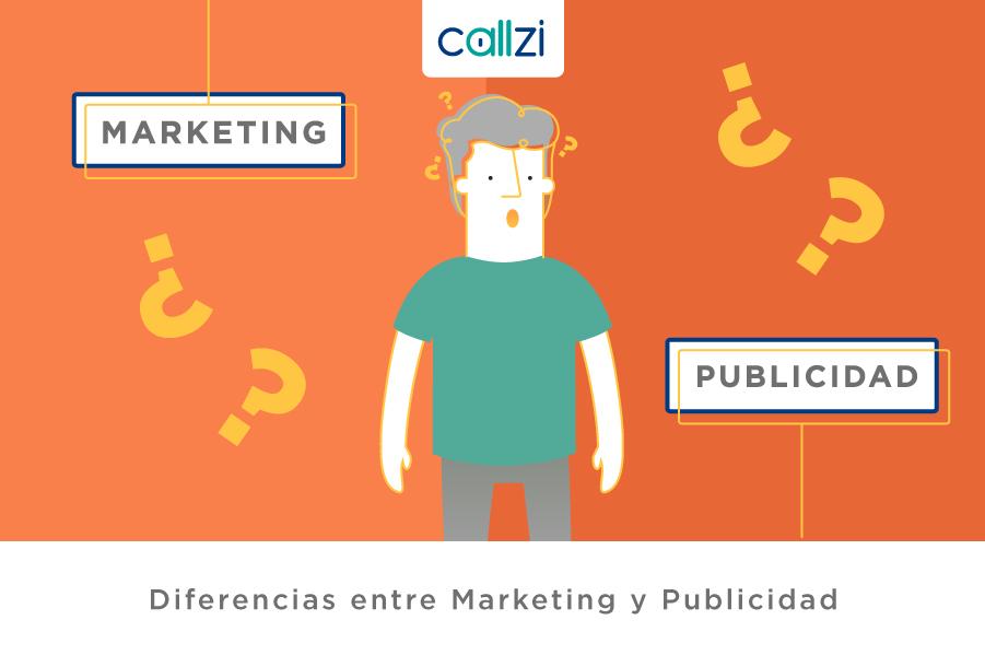 ¿Conoce la diferencia entre marketing y publicidad?