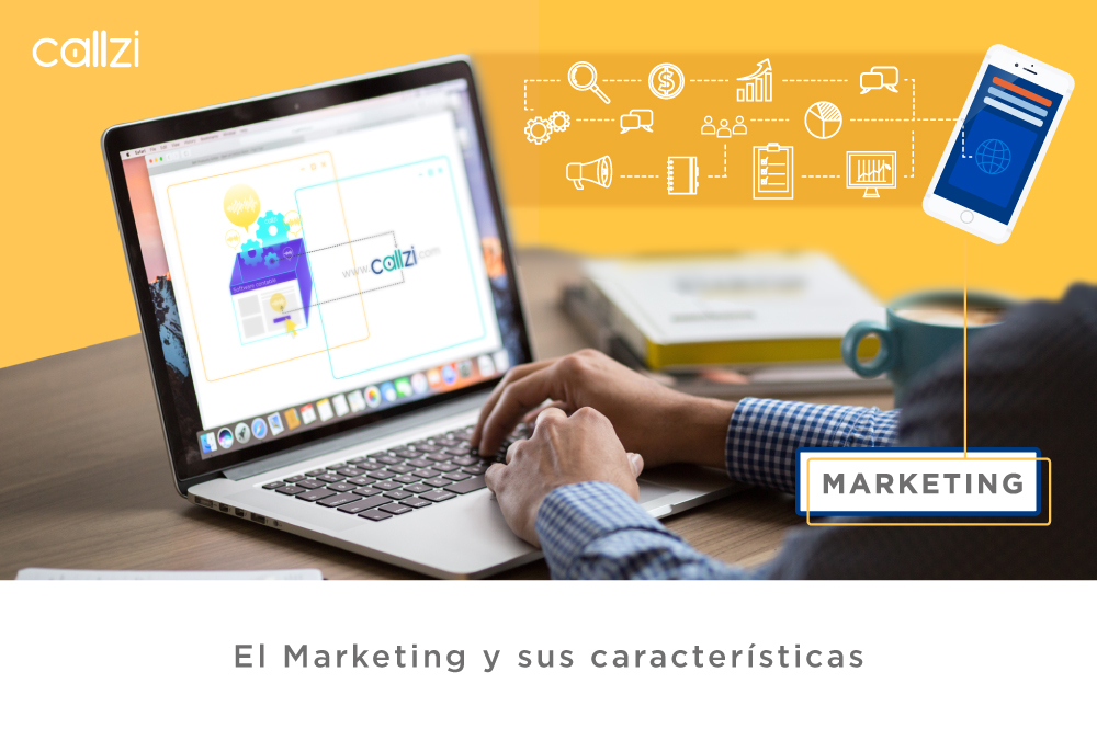 El marketing digital y sus características