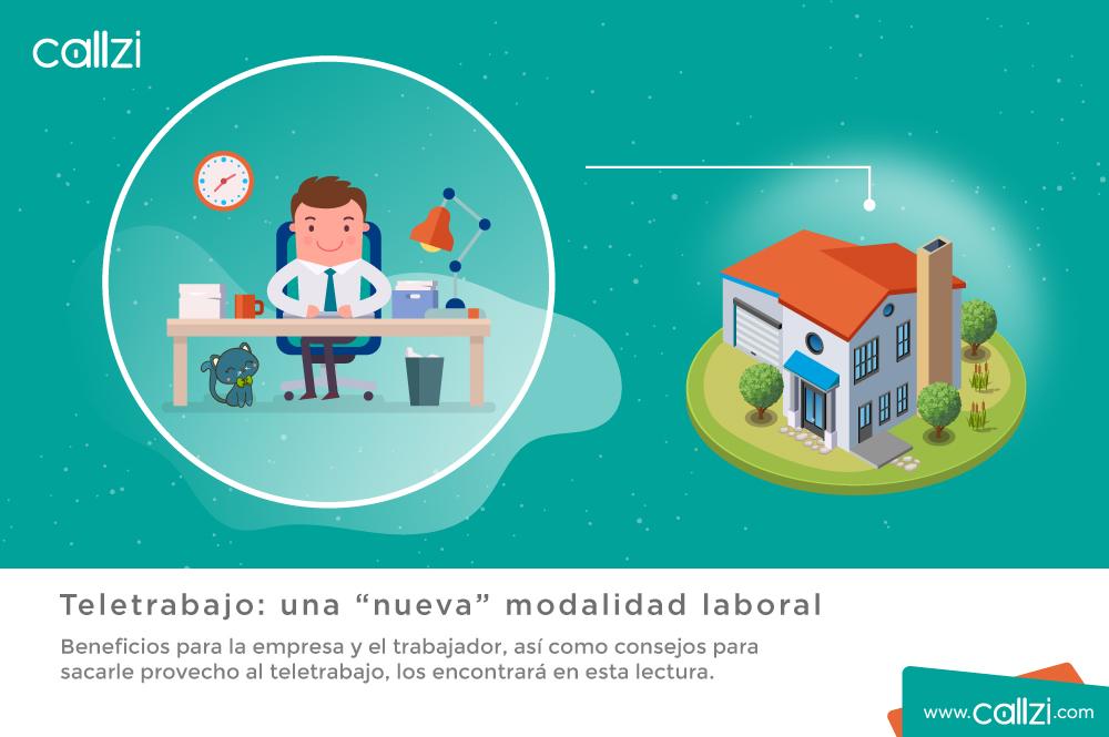 """Teletrabajo: una """"nueva"""" modalidad laboral"""